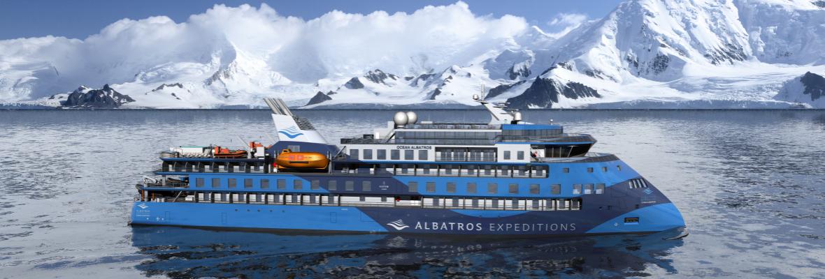 Ocean Albatros
